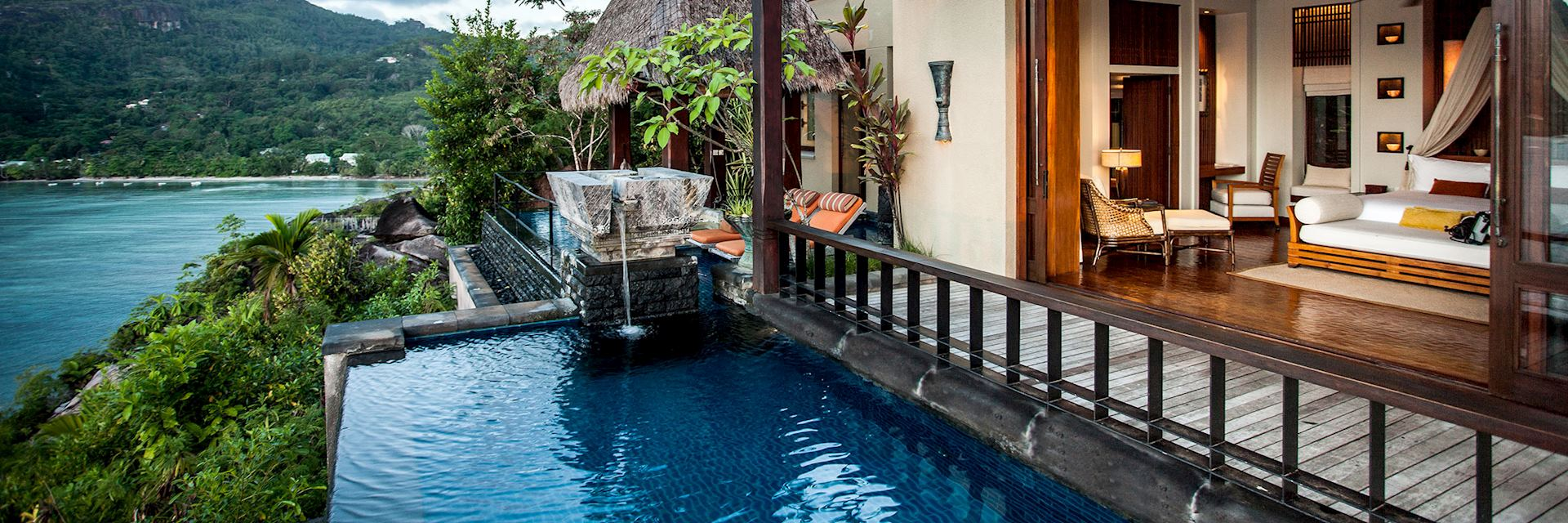 Maia Resort & Spa, Seychelles