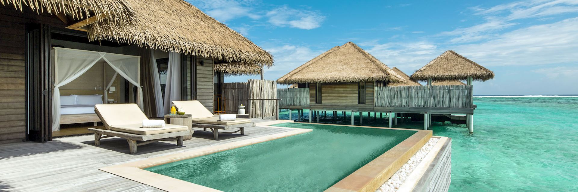 Water Villa at the Maalifushi