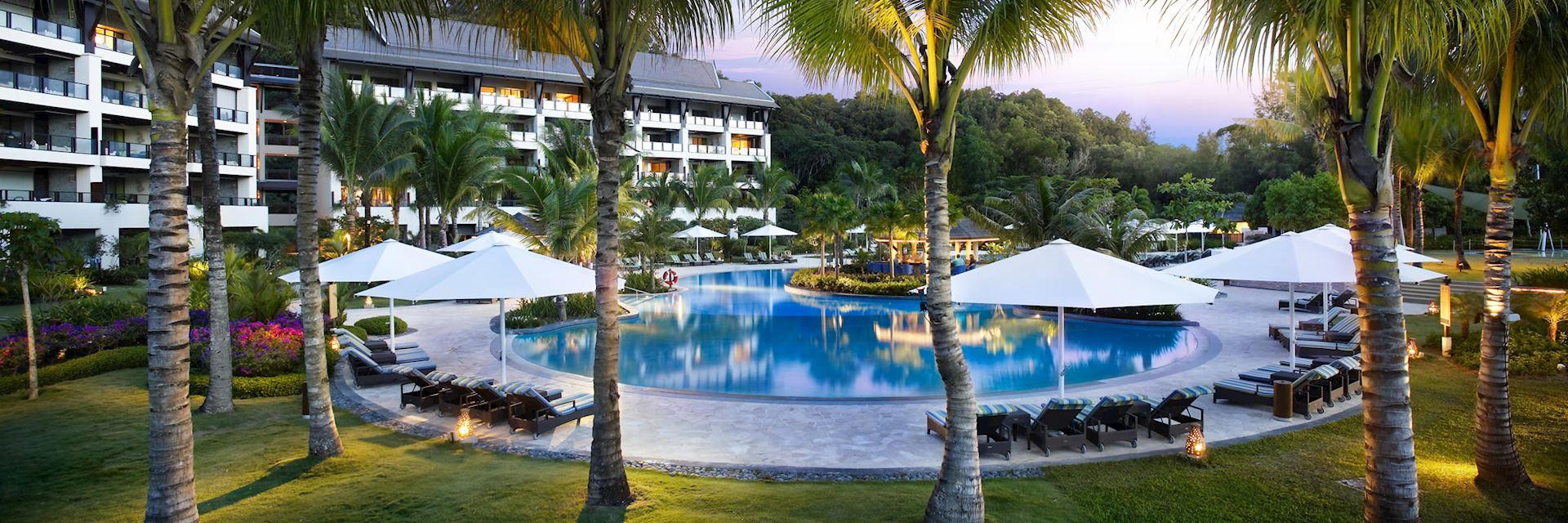 Shangri-La's Rasa Ria Resort