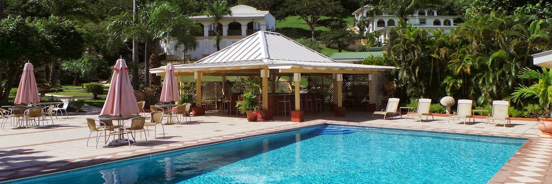 Blue Horizons Garden Resort, Grenada