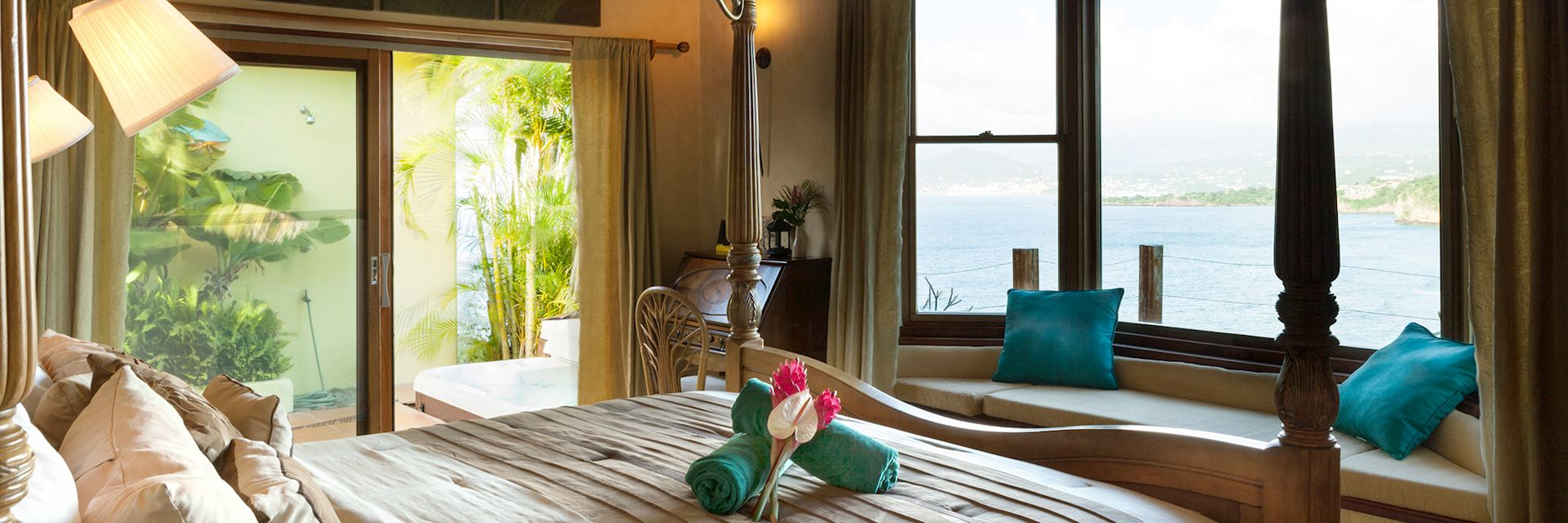 Maca Bana Luxury Boutique Resort, Grenada