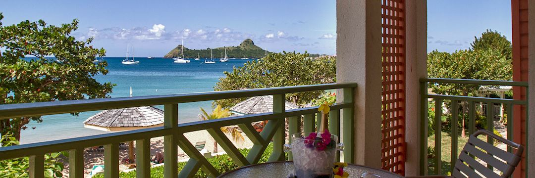 Bay Gardens Beach Resort, Saint Lucia