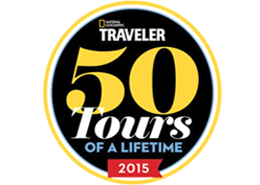 National Geographic 50 Tours
