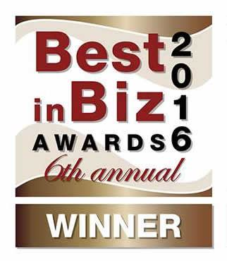 Best in Biz Awards 2016