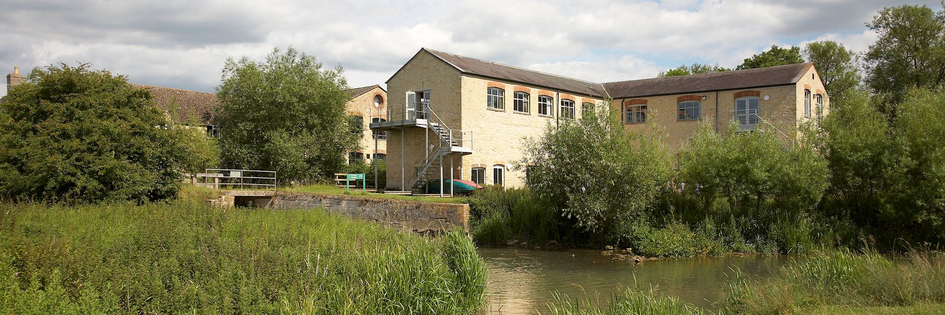 Audley's New MIll offices in Oxfordshire
