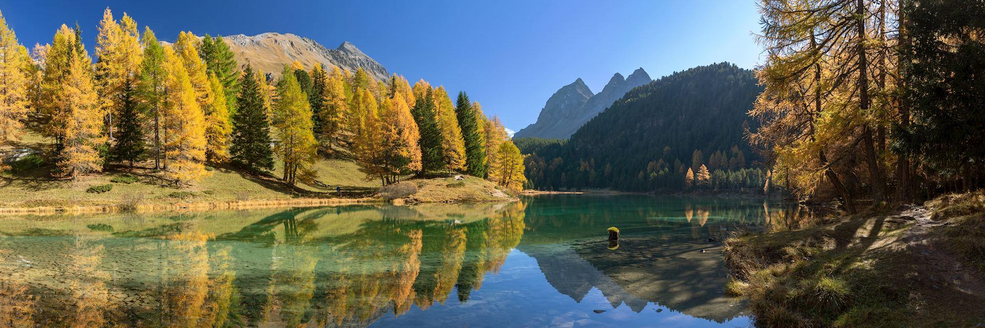Lake Palpuogna, Switzerland