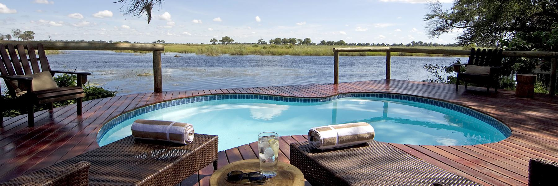 Accommodations in Botswana