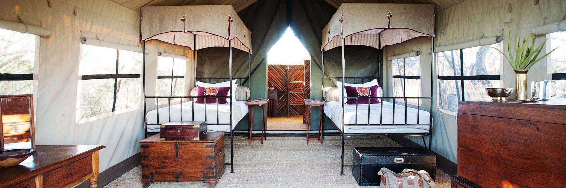 Camp Kalahari, Makgadikgadi Pans, Kalahari