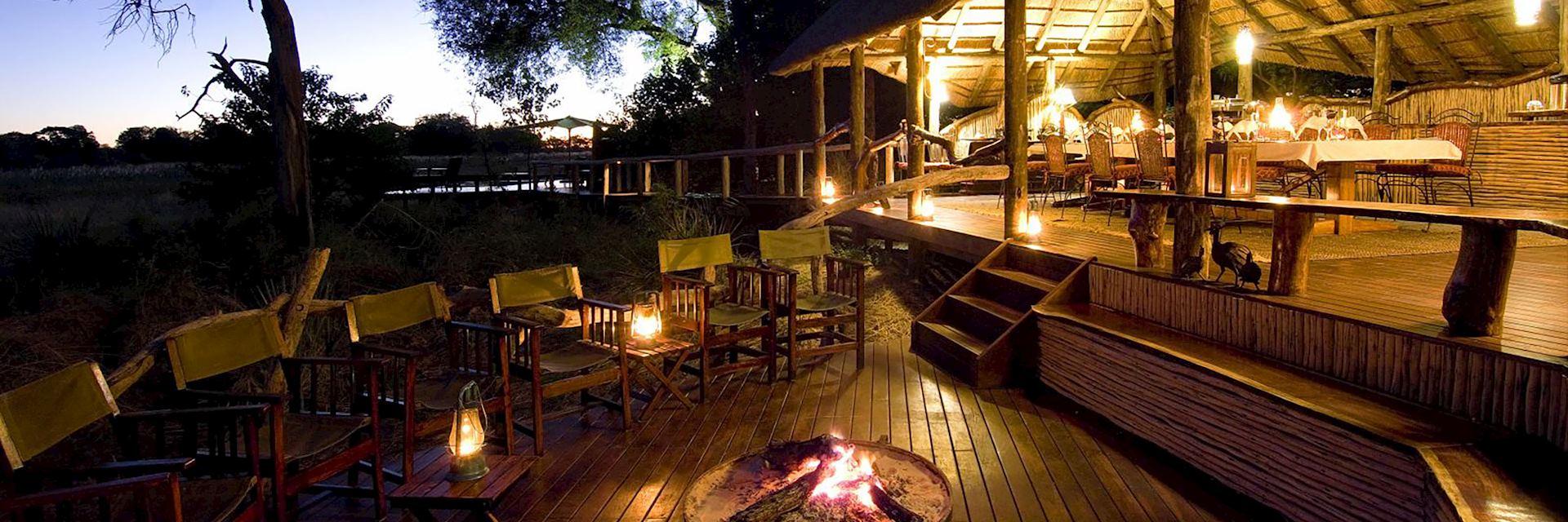 Chitabe Lediba Camp, Botswana