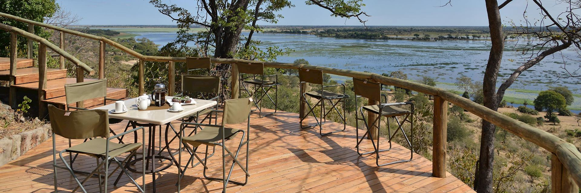 Muchenje Safari Lodge, Chobe National Park