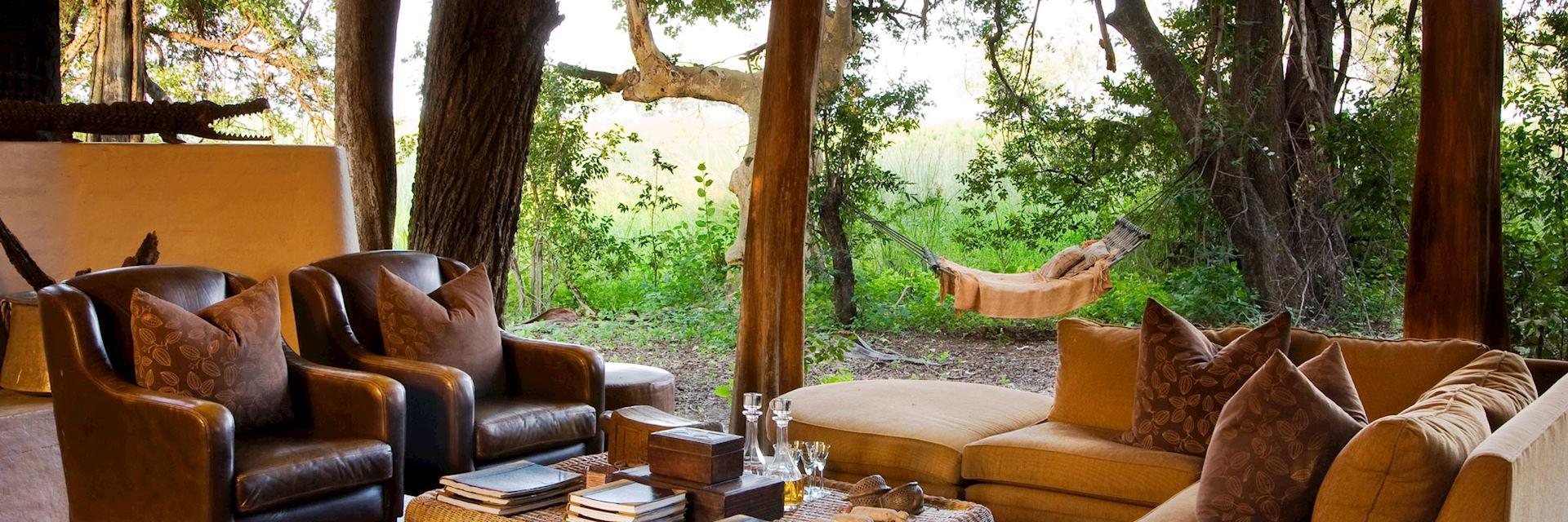 Sandibe Camp, Botswana