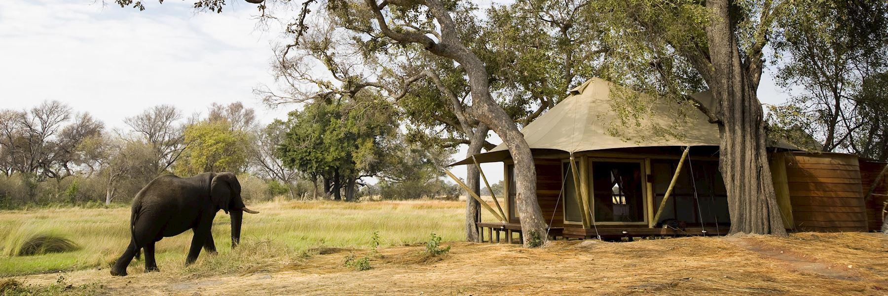Xaranna Tented Camp