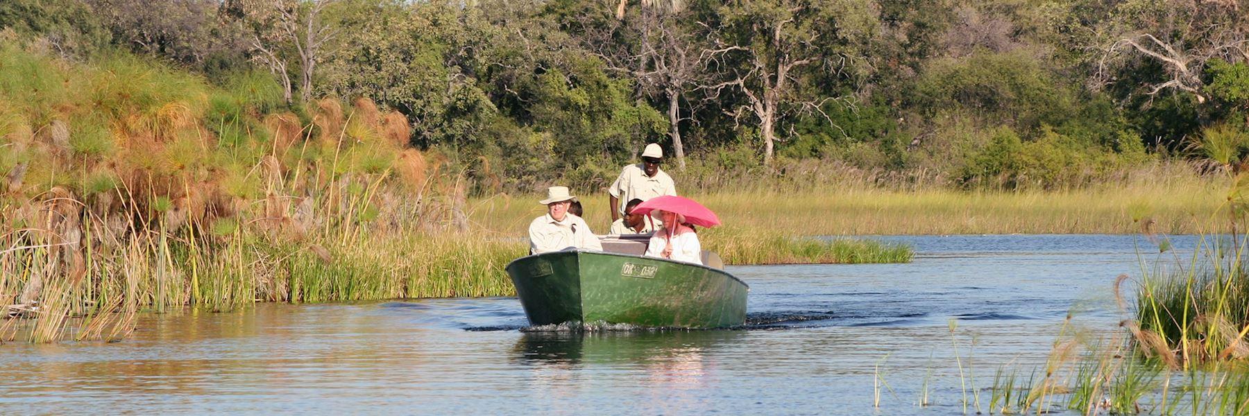 Visit Nxabega Concession, Botswana
