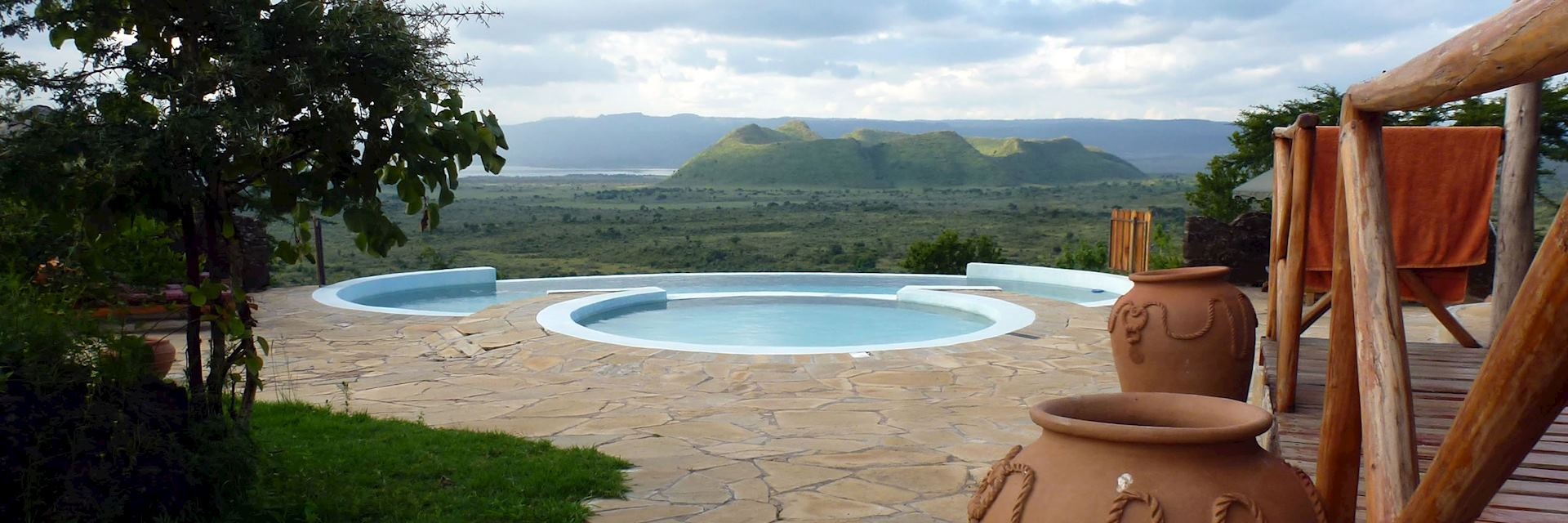 Sleeping Warrior Lodge, Lake Elementaita