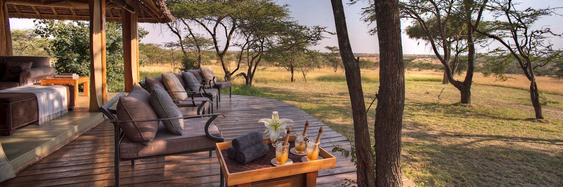 Asilia Naboisho Camp, Masai Mara National Reserve