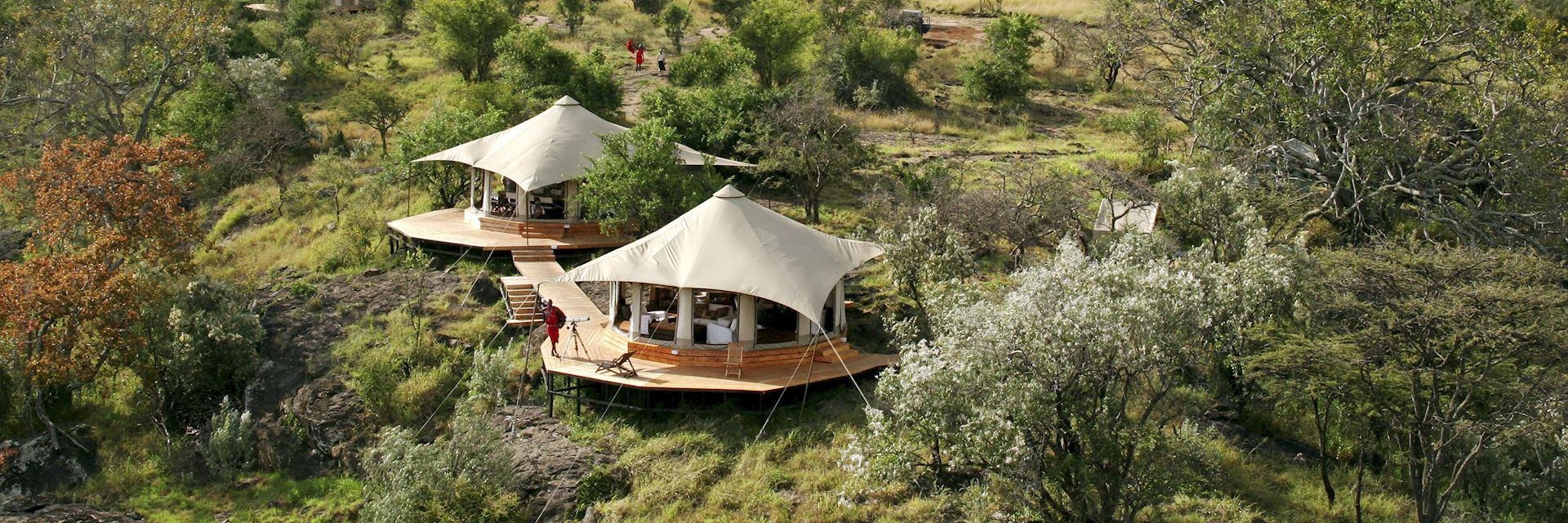 Ol Seki Hemingways Camp, Kenya
