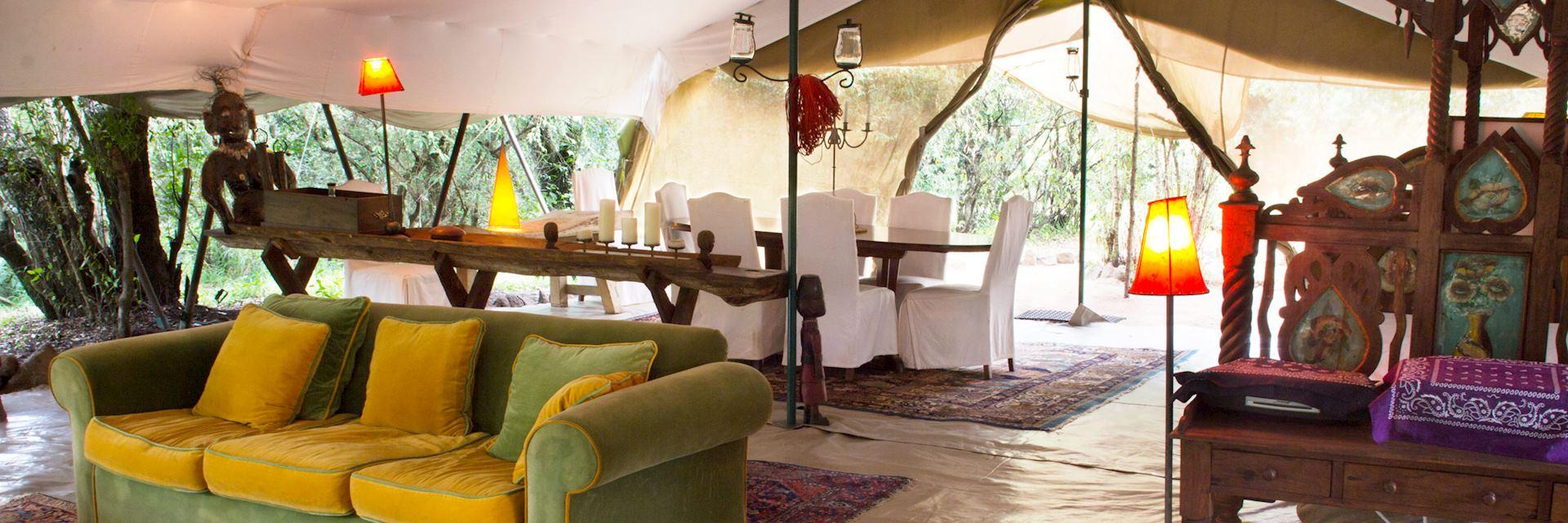 Speke's Camp, Kenya