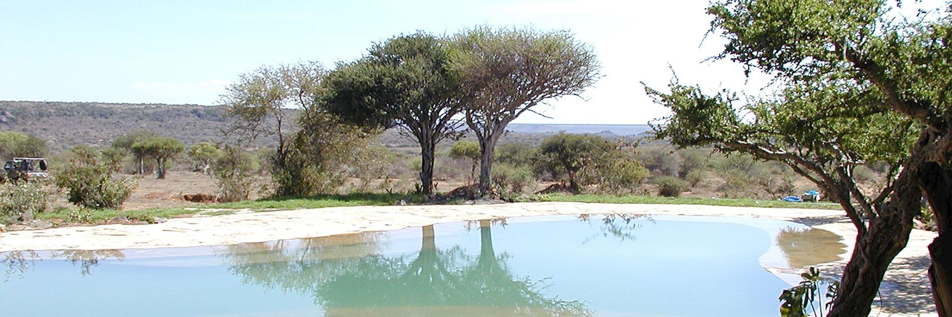 Pool at Sosian Ranch