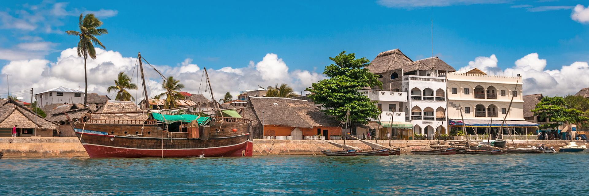 Lamu Old Town