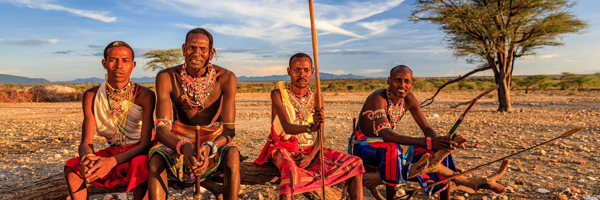 Samburu tribe, Samburu National Reserve