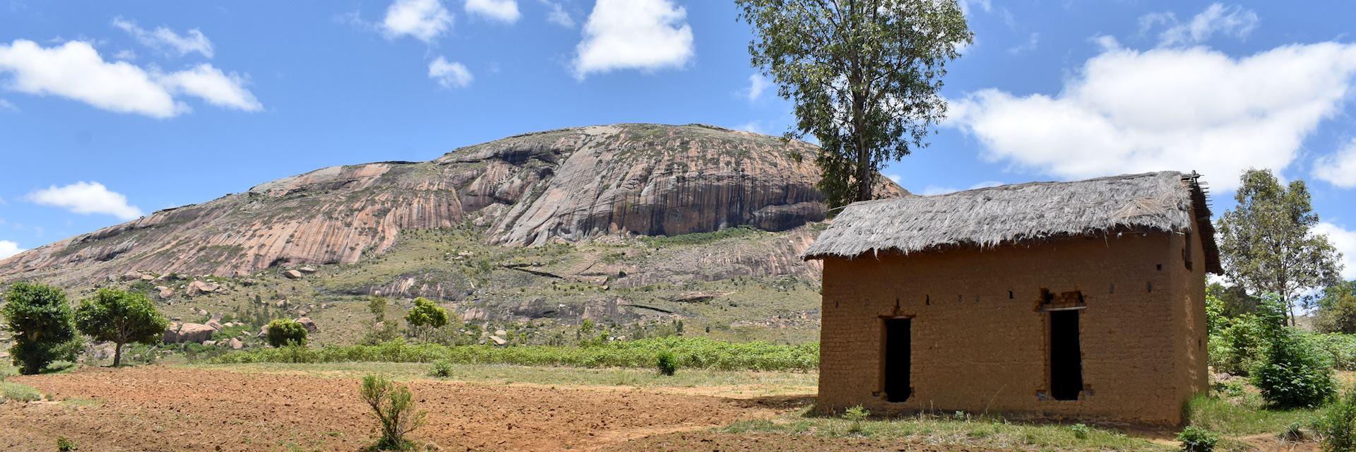 Ambalavao scenery