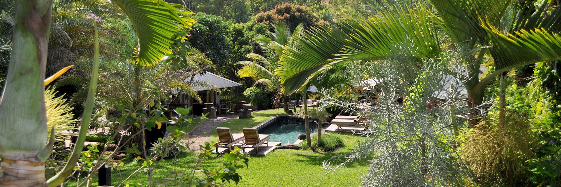Lakaz Chamarel, Mauritius