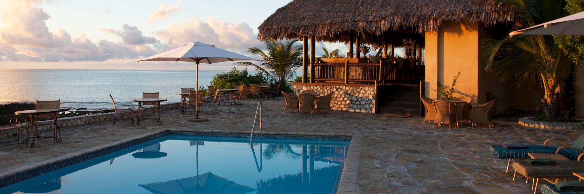 Medjumbe Island Resort on Anantara Medjumbe Island, Mozambique
