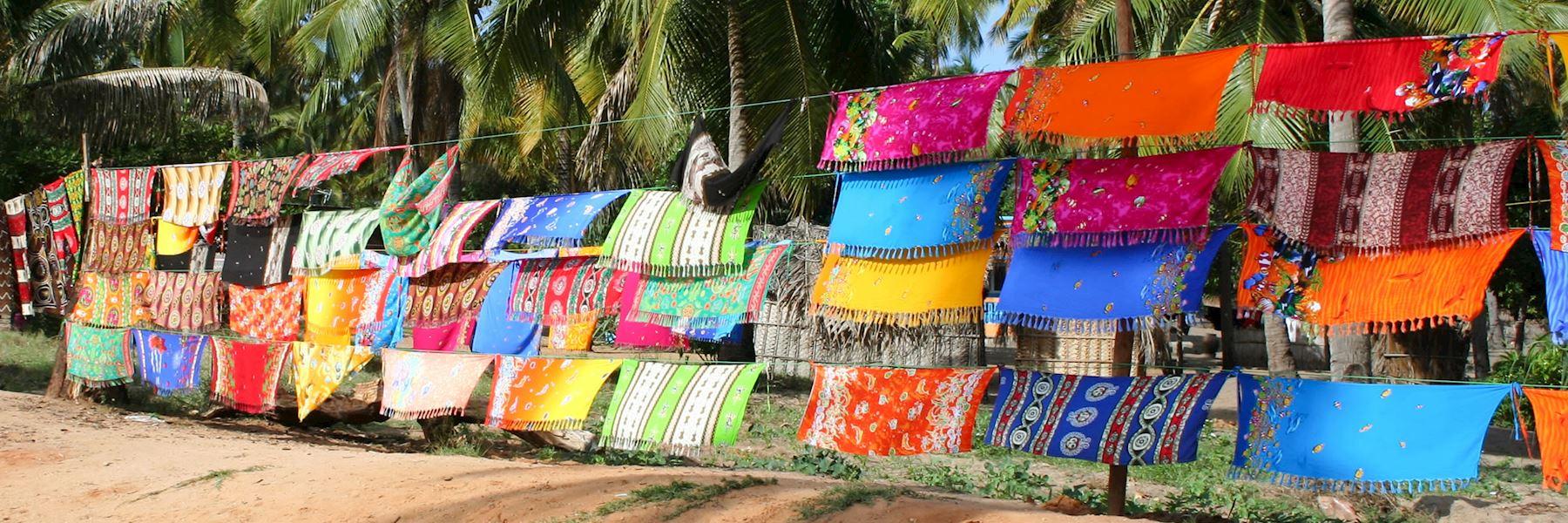 Mozambique vacations & safaris