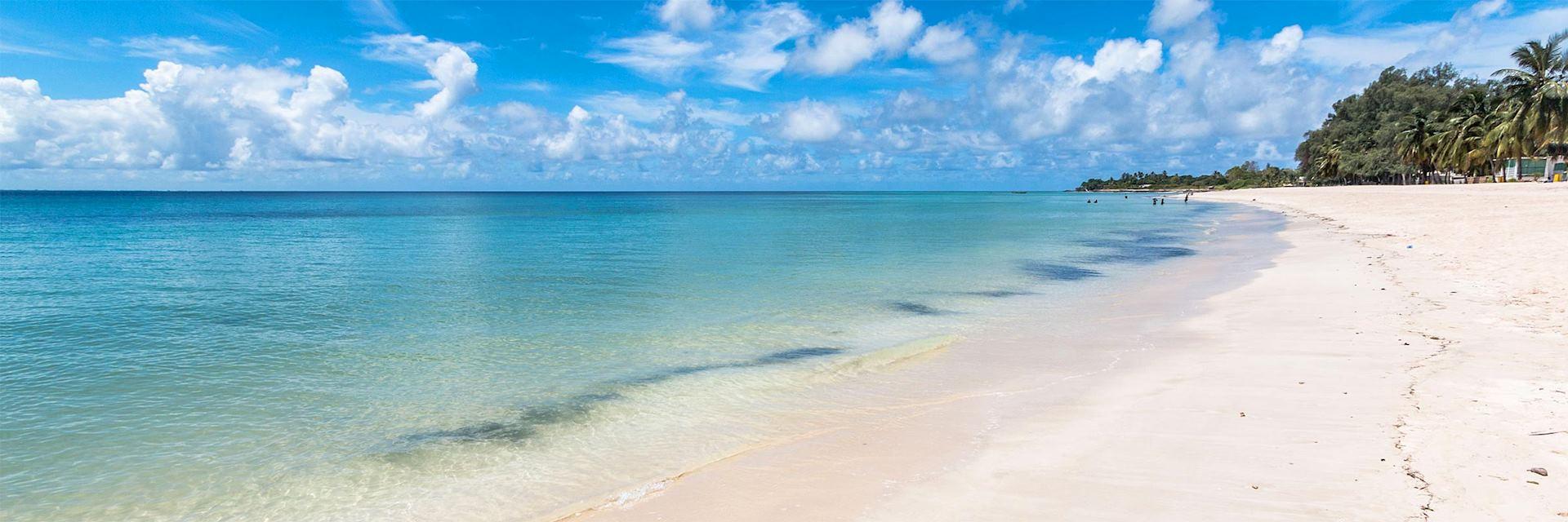 Pemba beach