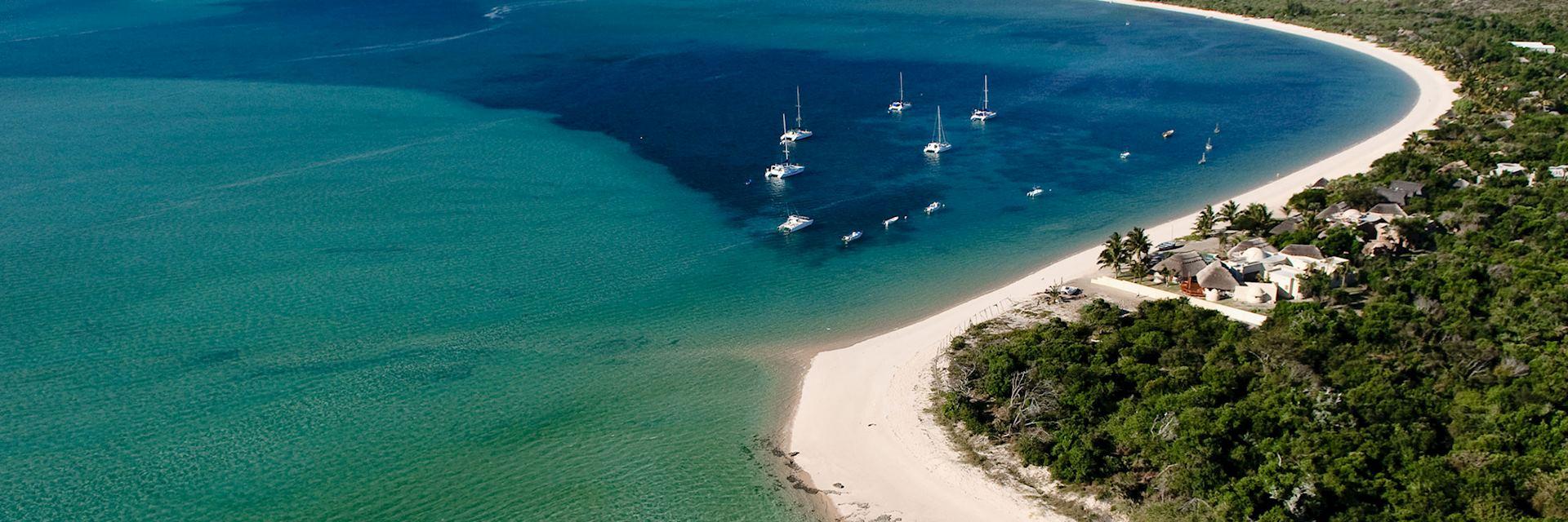 Benguerra Lodge, Bazaruto Archipelago, Mozambique
