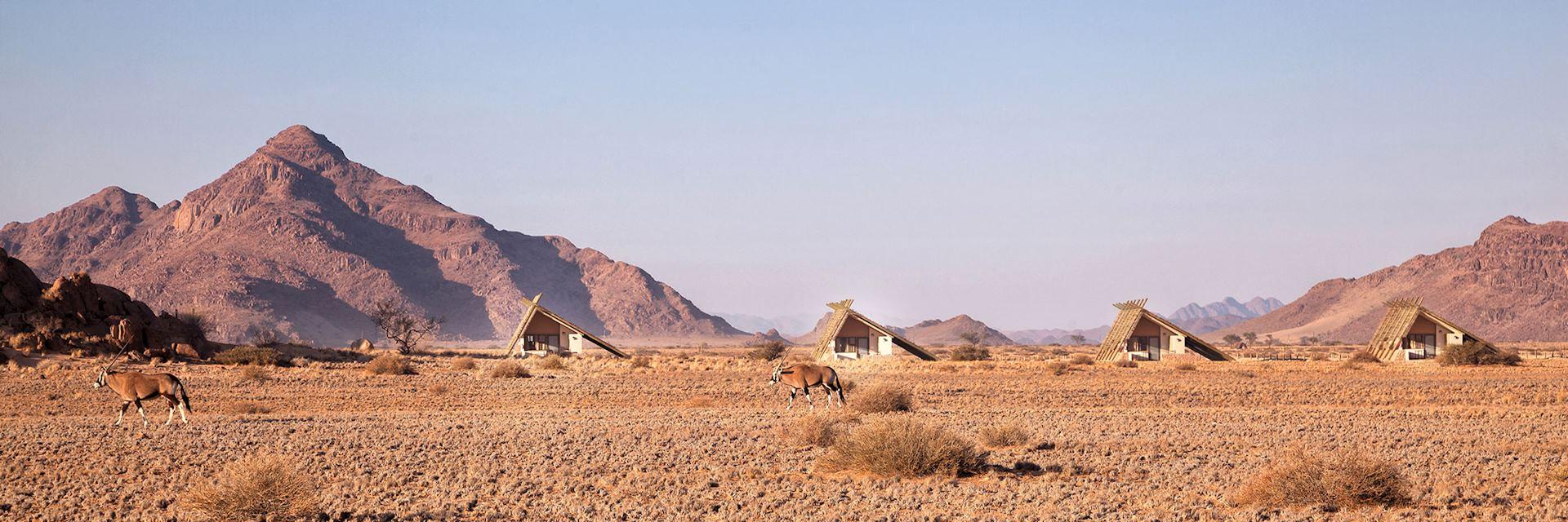 Desert Quiver Camp, Namibia
