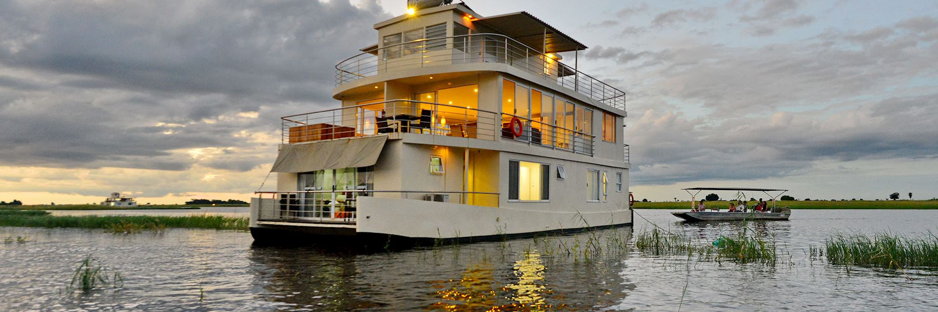 Chobe Princess Safariboat