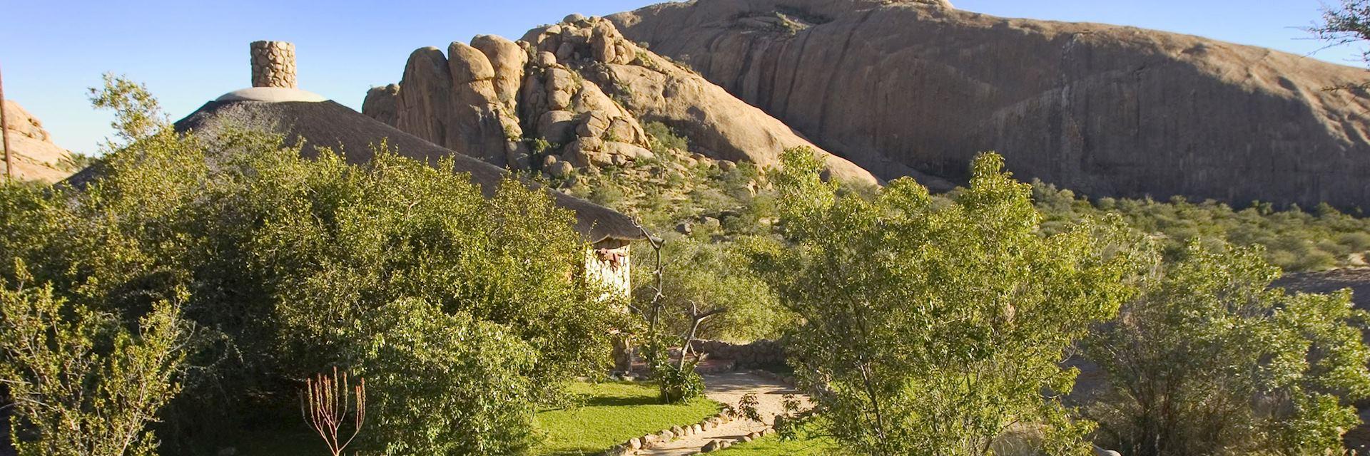 Erongo Wilderness Lodge, Erongo Mountains