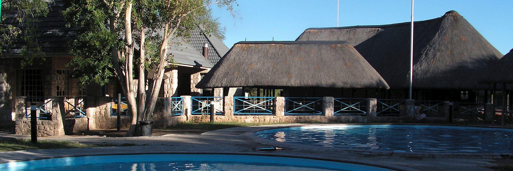 Okaukuejo Rest Camp