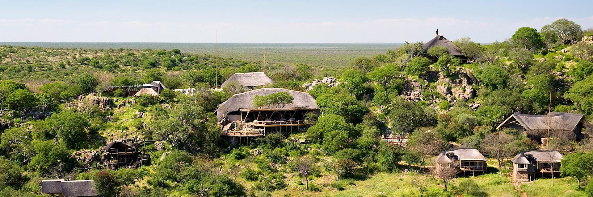 Ongava Lodge, Etosha National Park