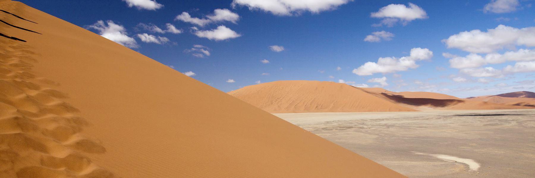 Visit Sossusvlei & Sesriem, Namibia