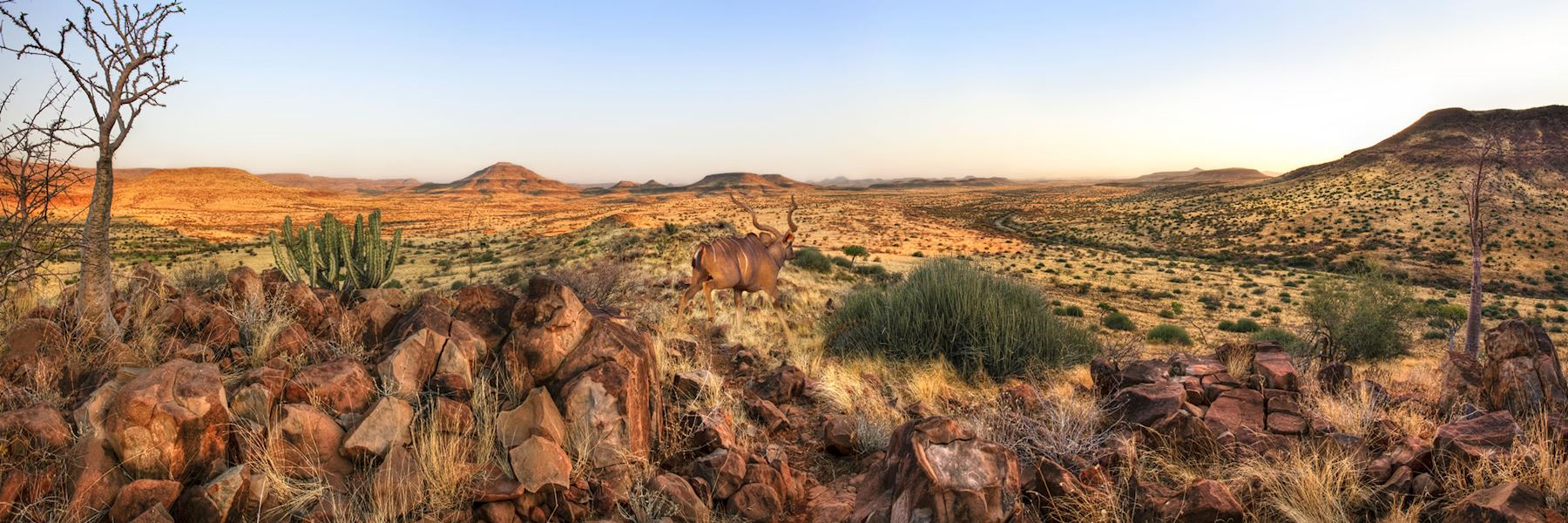 When is the best time to visit Namibia?