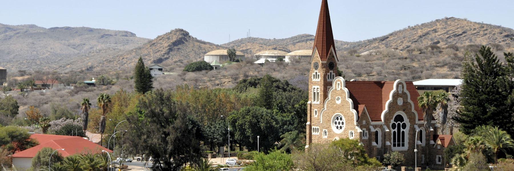 Visit Windhoek, Namibia