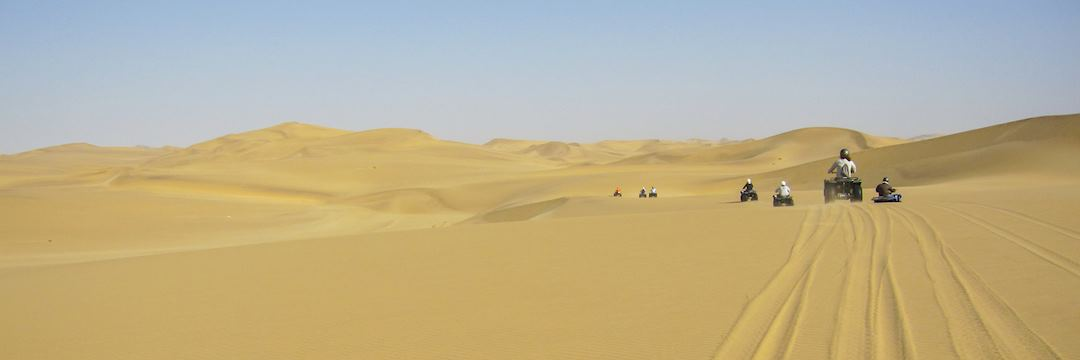 Quad Bike, Namibia