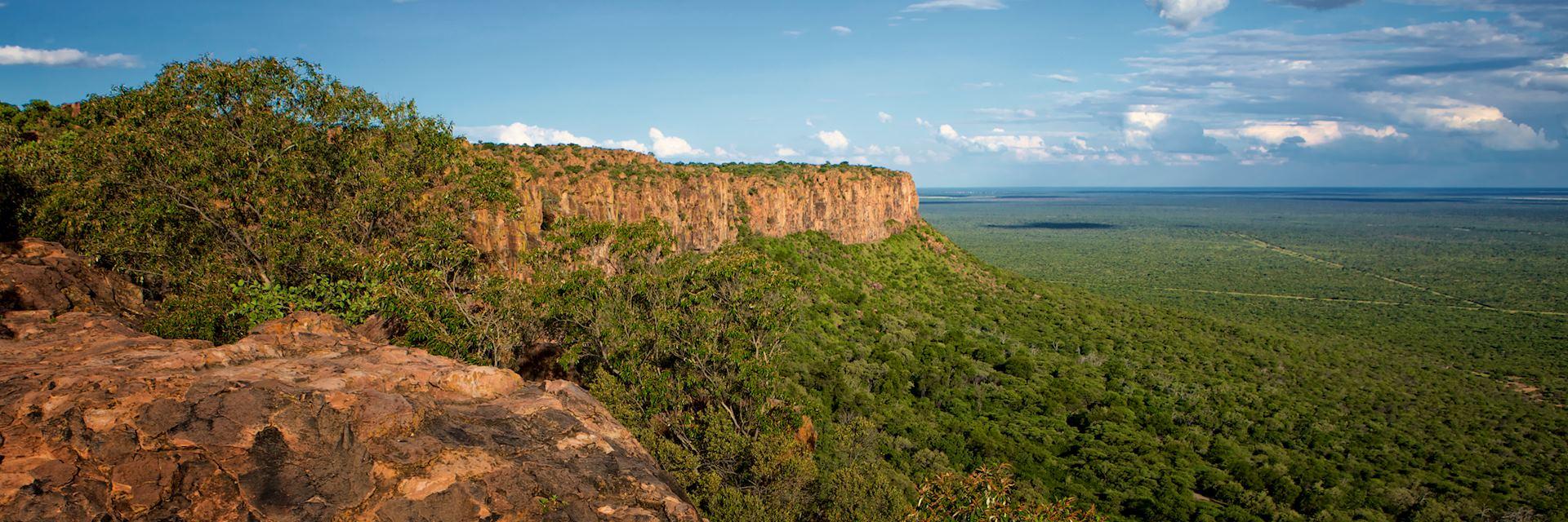 Namibia's Central Highlands