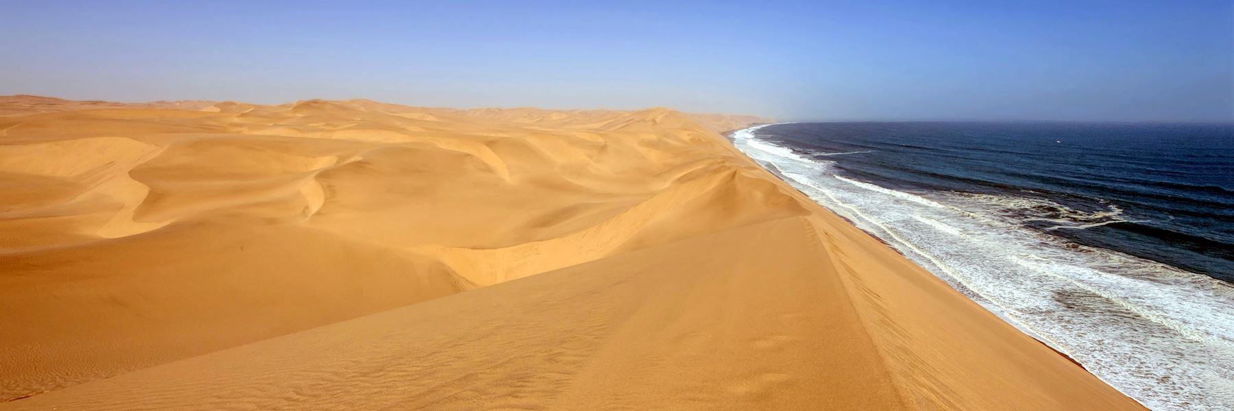 Visit the Skeleton Coast, Namibia