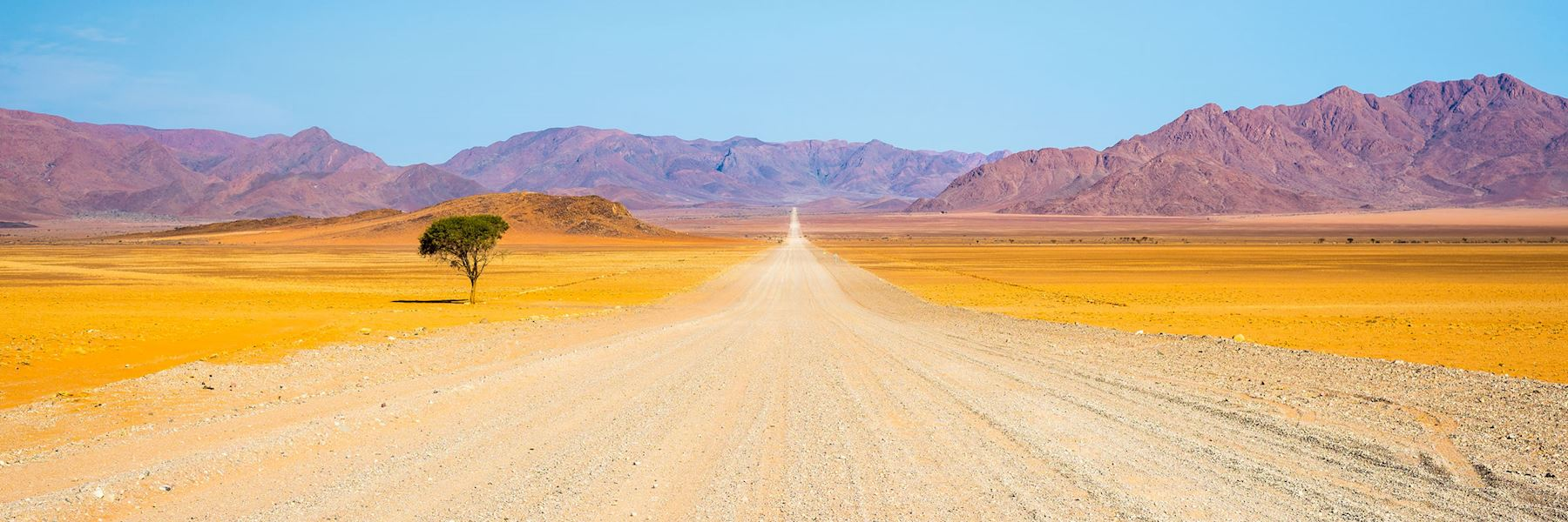 Visit the Naukluft Mountains, Namibia