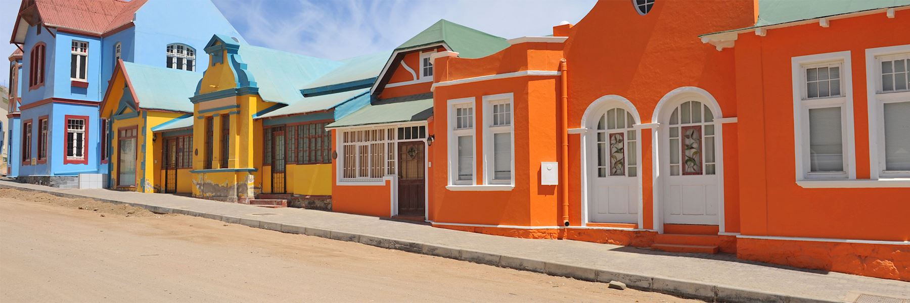 Visit Lüderitz, Namibia