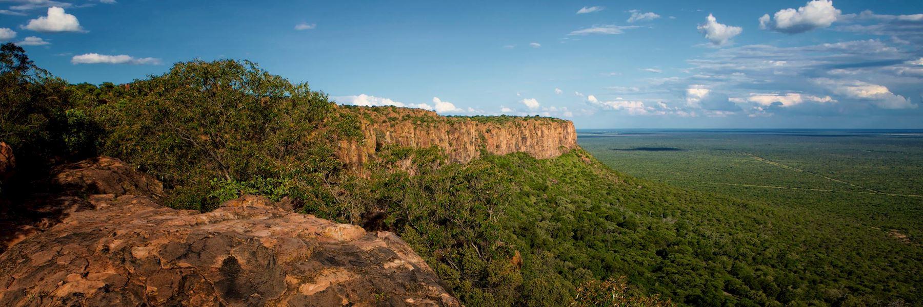 Visit Waterberg Plateau, Namibia