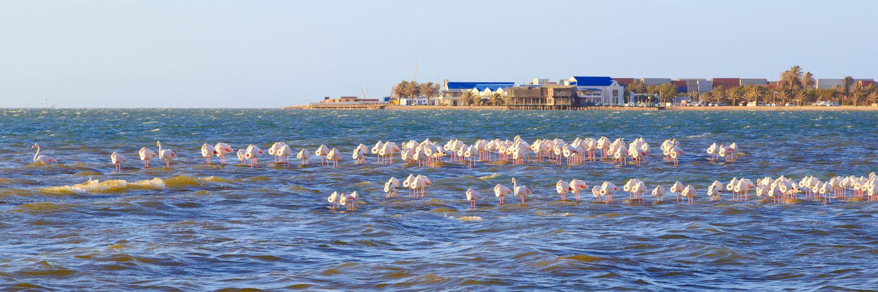 Visit Walvis Bay, Namibia