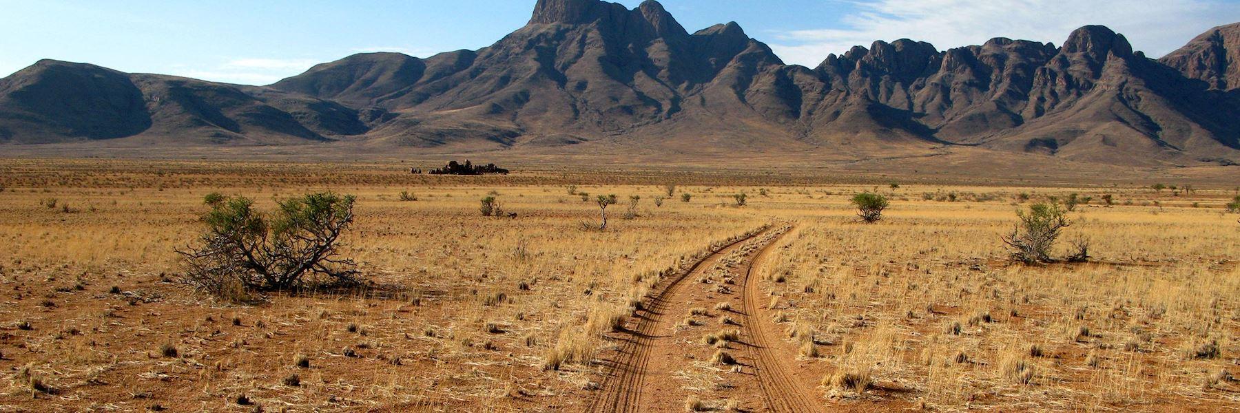 Visit the NamibRand Nature Reserve, Namibia