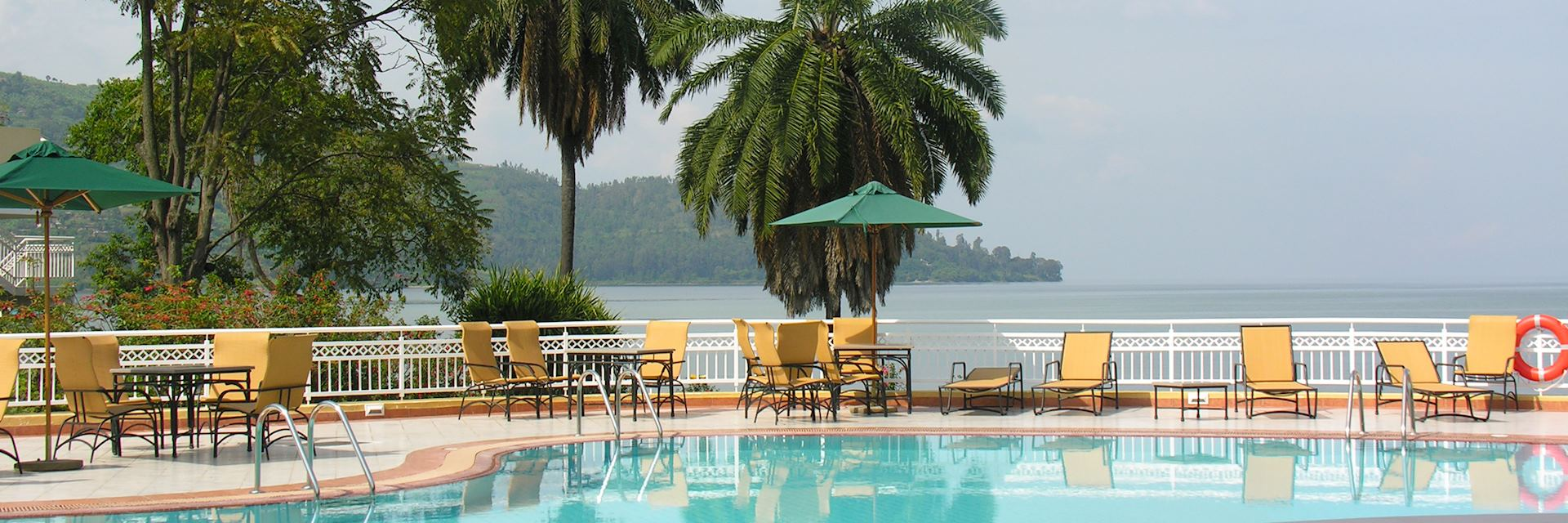 Lake Kivu Serena, Rwanda