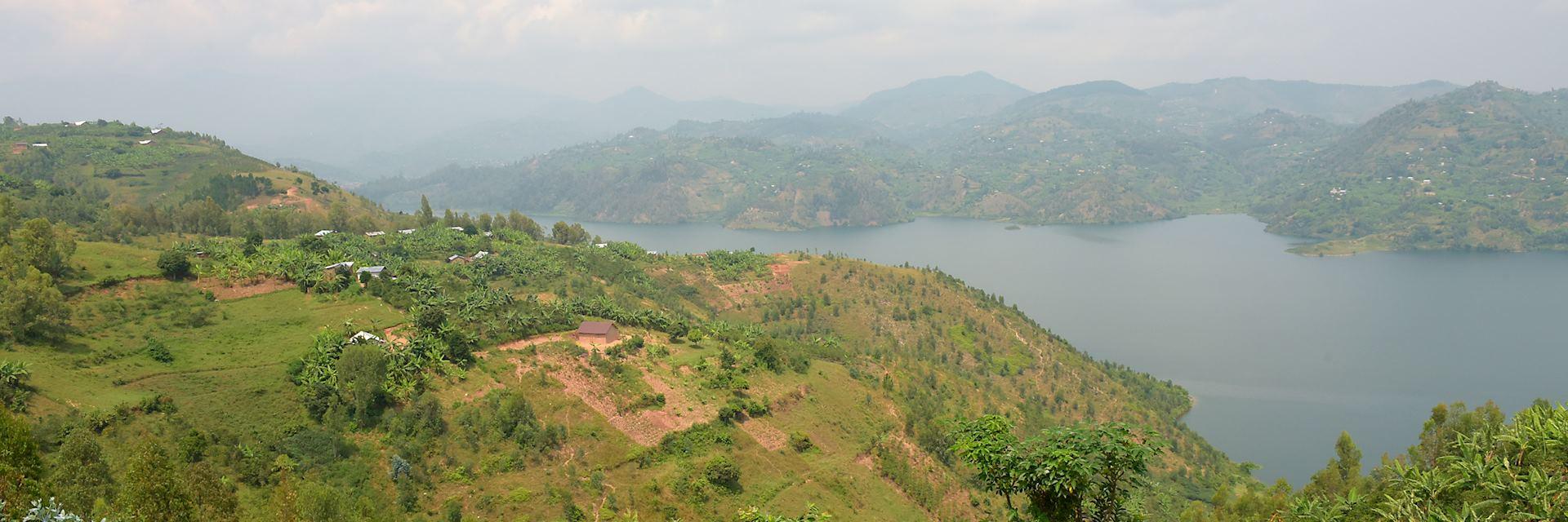 Countryside around Cyangugu