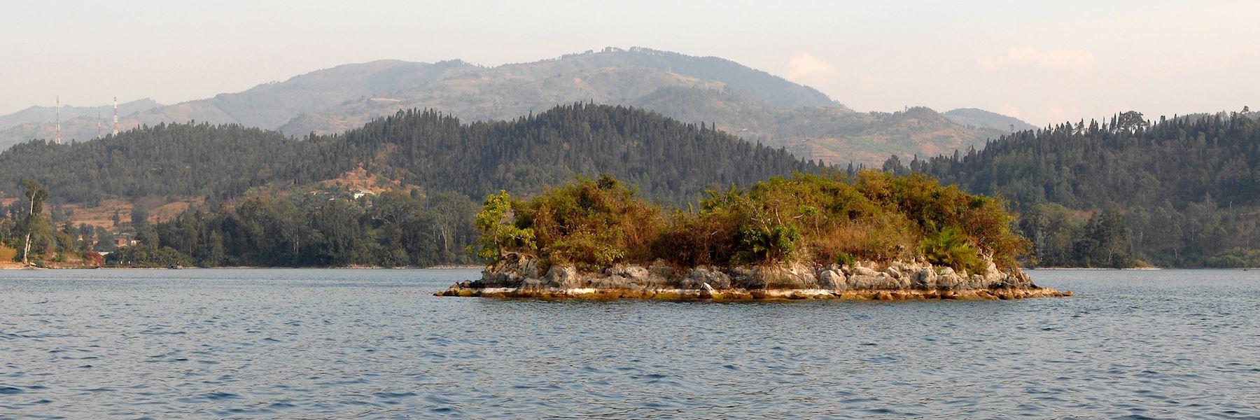 Visit Lake Kivu, Rwanda
