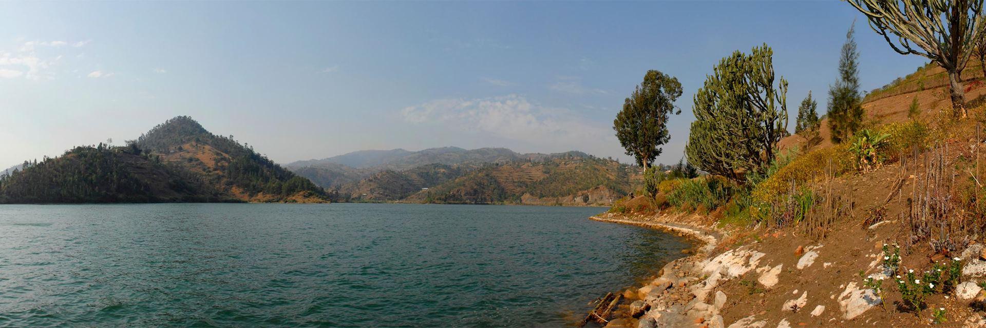 Kubuye, Lake Kivu